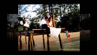 Свадебная фотосессия (Сиануквиль, Камбоджа).