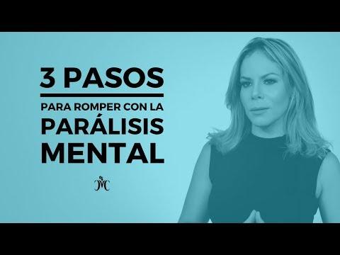 3 PASOS PARA ROMPER CON LA PARALISIS MENTAL | Tips de Vida con Michelle Campillo