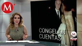Hacienda congela 8 cuentas ligadas a Juan Collado