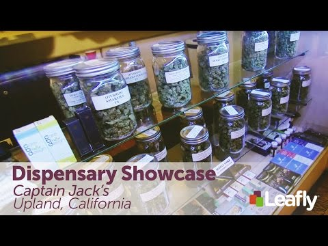 Dispensary Showcase: Captain Jack's in Upland, CA