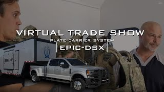 IDTOUR VTS  Virtual Trade Show  EPIC-DSX Plate Carrier System
