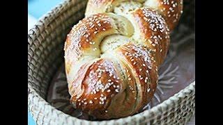 Repeat youtube video Come preparare il pan brioche - videoricetta di pane fatto in casa
