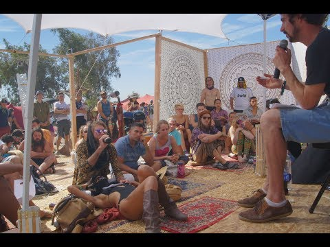 Money Hacking workshop - Hacktivist Village @ Symbiosis Gathering 2016