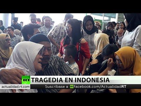 Modelo de Boeing 737 MAX 8 caído en Indonesia sufrió varios percances
