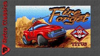 Fire and Forget 1 | RetroBeet | Amiga | deutsch