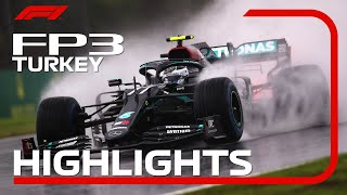 2020 Turkish Grand Prix: FP3 Highlights