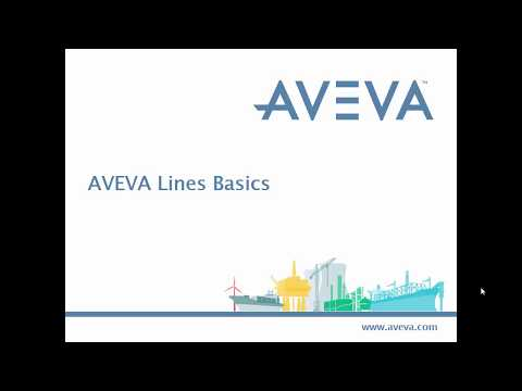 AVEVA Lines - The Basic Concepts of Hull Definition and Surface Generation