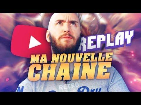 Vidéo d'Alderiate : MA CHAÎNE DE REDIFFUSIONS