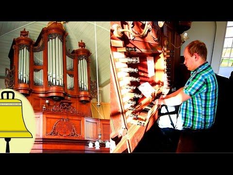 Lied 974, Maak ons uw liefde, God, tot opmaat: Samenzang Hervormde kerk Finsterwolde