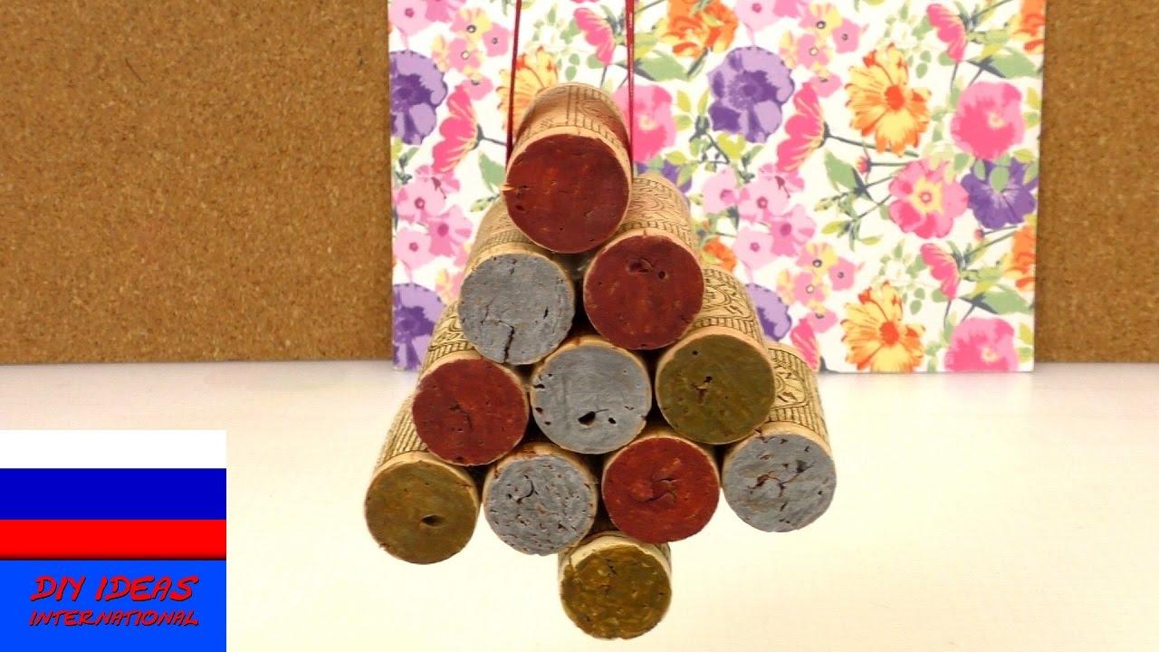 Игрушки из винных пробок своими руками фото 667