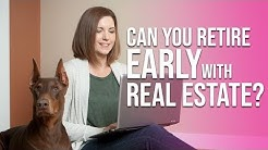 Can You Retire Early with Real Estate? Private Money Lenders, Cash Out Refinance and more..