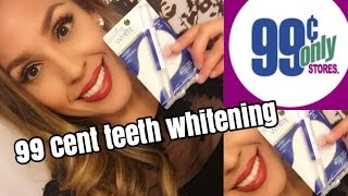 dazzling white teeth whitening pen 99 cent store review