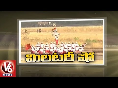 Southern Command Celebrates 124th Raising Day In Pune | V6 News