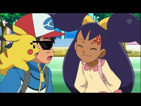 Ash calls Iris a kid thumbnail