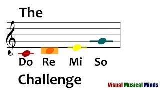 The Do Re Mi So Challenge