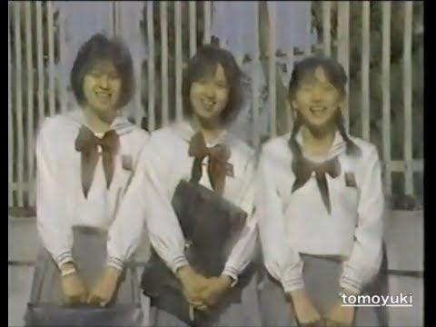 1986年TBS系番宣CM 懐かしいCM80年代