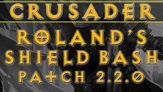 Diablo 3 - Crusader Build Roland