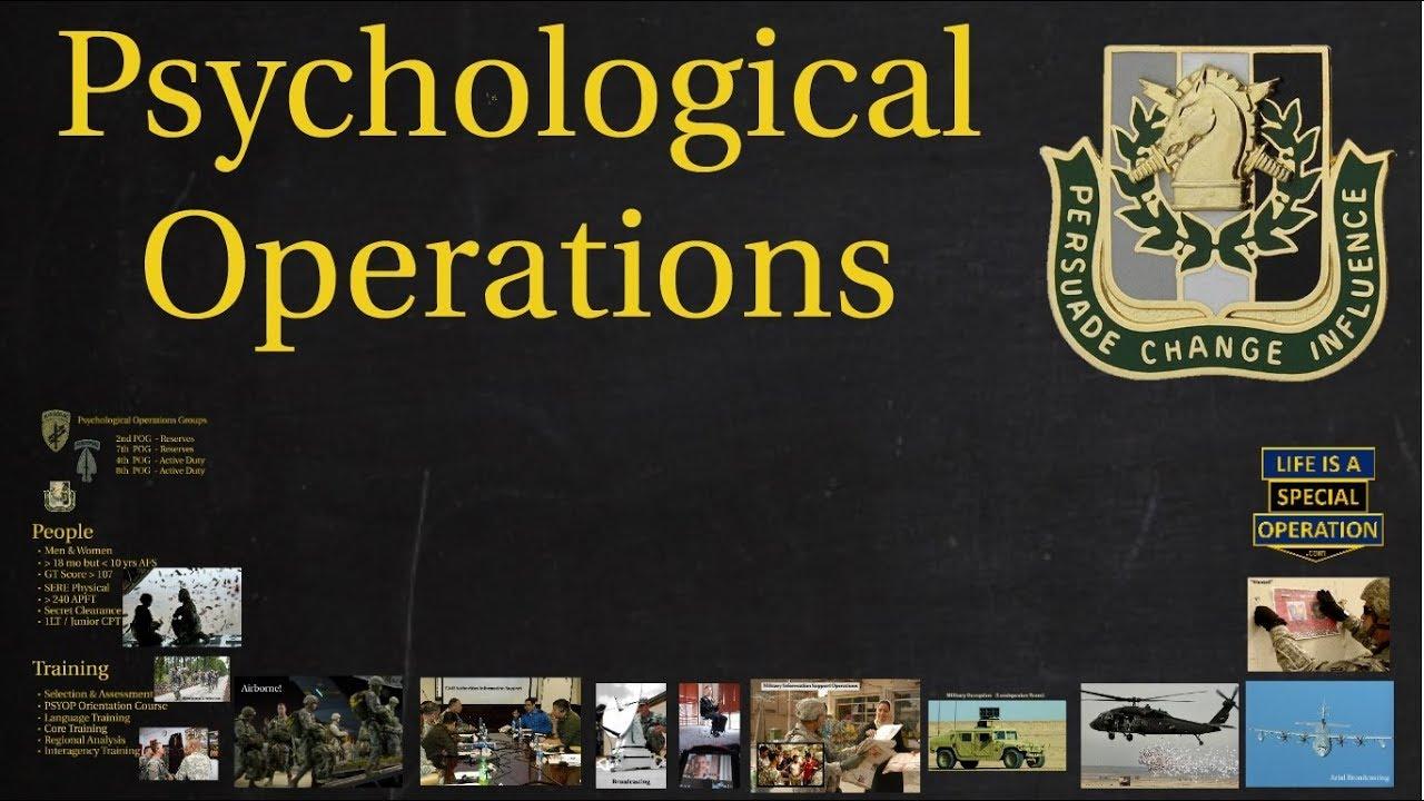 Covid-19: Eine psychologische Militäroperation, Teil I