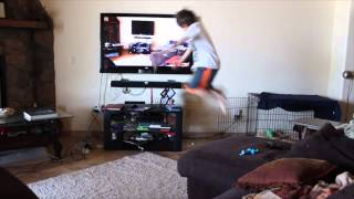 Jonah Trapped in the TV