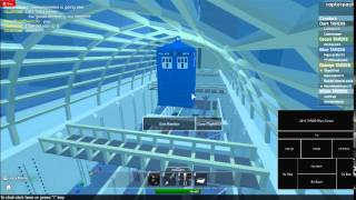 Doctor Who roblox episode 1 weeping angel attack