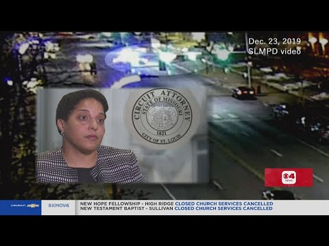 Kim Gardner Doubles Down On Claim About 15 Minute Traffic Stop Despite Surveillance Video Proving