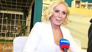 Lepa Brena - Intervju - Glamur - (Happy TV, 17.03.2018.)