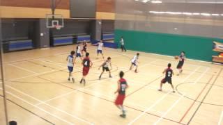 全場片段2 20150502 第一屆和諧室內籃球聯賽 天水圍