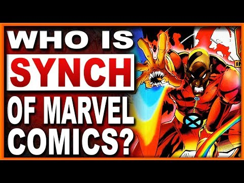 Who Is Marvel's Synch? The Most Powerful Mutant You Never Heard Of