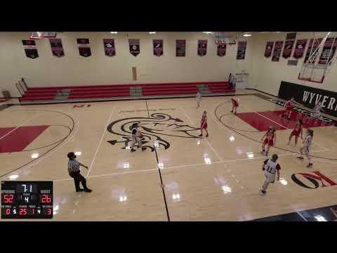 Kingswood Oxford vs. Wooster School Varsity Womens' Basketball