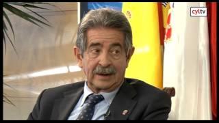 Entrevista a Miguel Ángel Revilla, presidente de Cantabria (04/05/2016)