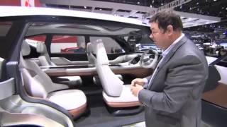 Mitsubishi Concept GC Geneva Motor Show 2014.