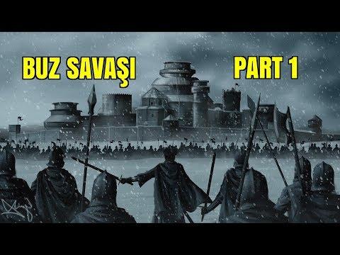 Kış Rüzgarları Teori : Buz Savaşı Part 1 // Stannis Baratheon vs Roose Bolton