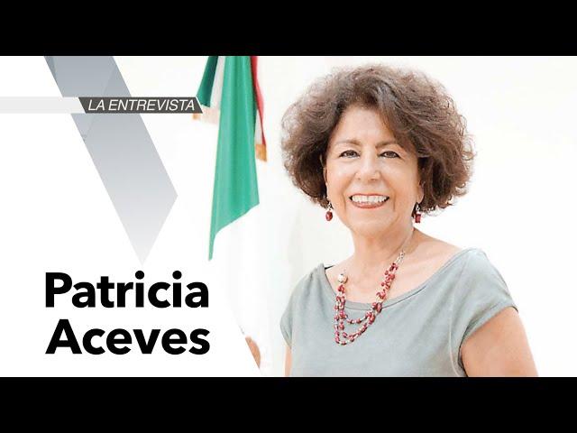 La Entrevista: Patricia Aceves Pastrana, alcaldesa de Tlalpan, CDMX