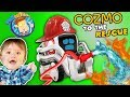ROBOT SAVES BABY!! COZMO Playtime! Artificial Intelligence Super Computer FUNnel VisION Fun