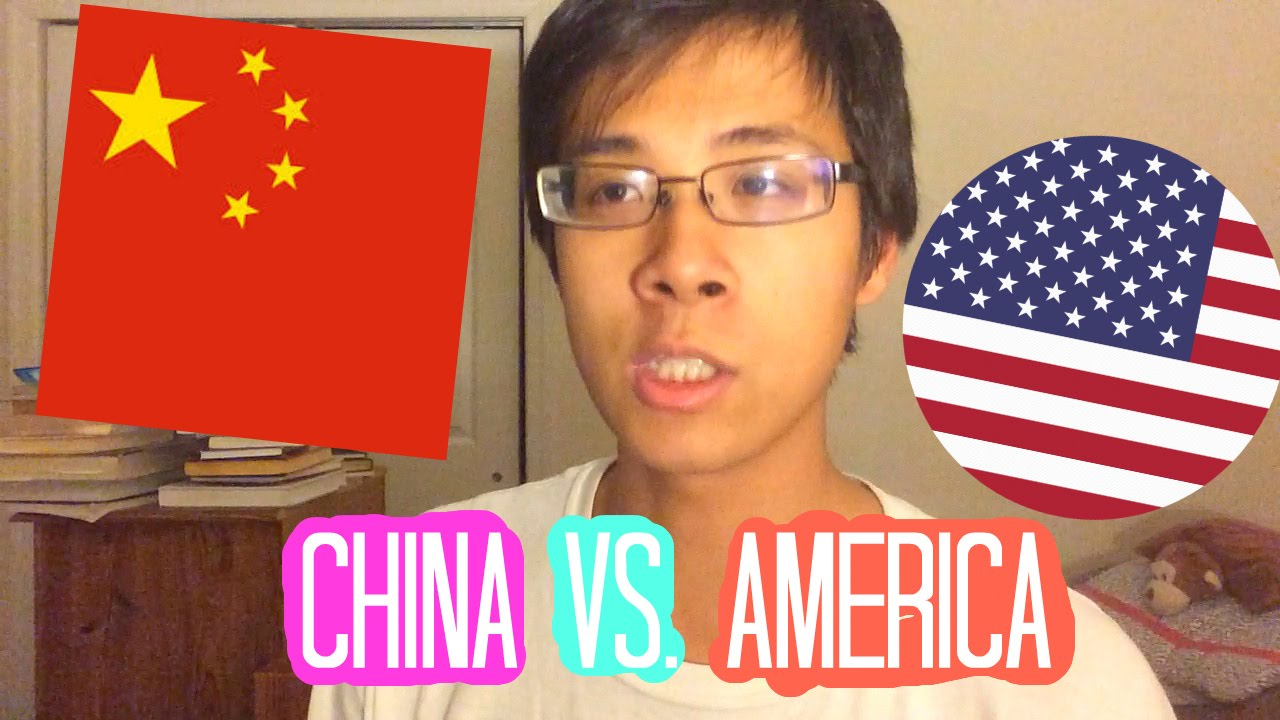 differences in chinese and american cultures