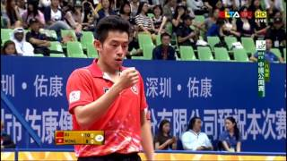 2016  China Open (MS-QF3) XU Xin - WONG Chun Ting [Full Match/Chinese | HD1080p]