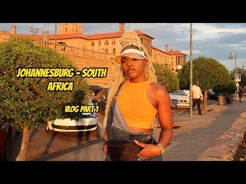 Vlog Afrique Du Sud — Partie 1