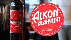 Alkon Alahyllyt: Gambina & Don Opas