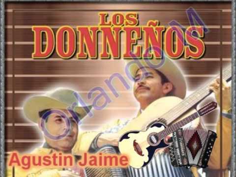 Los Donnenos - Agustin Jaime