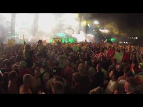 Tomorrowland 2016 - Axwell Λ Ingrosso (Thinking About You)