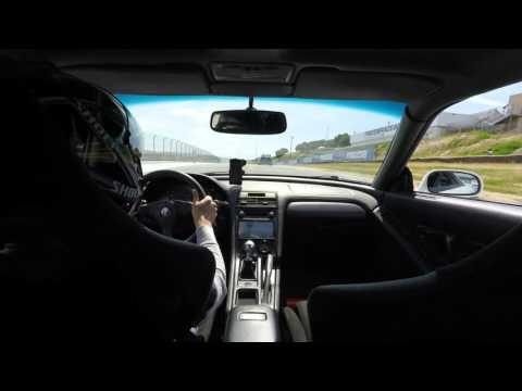 NSX @ Laguna Seca 4-3-16 (4K)