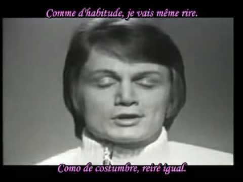 Claude François - Comme d habitude _deux sub.avi