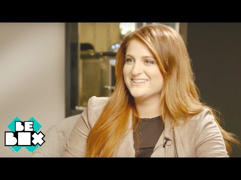 Meghan Trainor Interview - 'Thank You' & Overcoming Insecurities | Hangout Pt.1