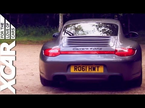 Porsche 911 Carrera 4 GTS: A Greatest Hits Collection? - XCAR