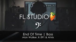 Alan Walker, K-391 & Ahrix | End of Time BASS (links in info)