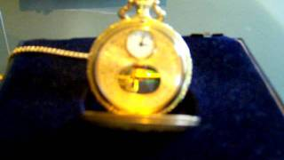 Reuge Swiss Musical Pocket Watch.