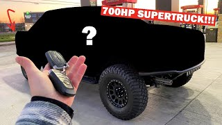 "I BROKE My Ford Raptor... So I Bought a 700HP ""SUPERTRUCK"" From Florida!!!"