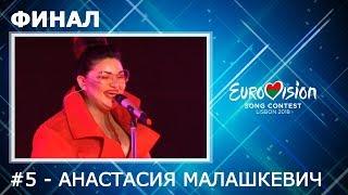 №5 - Анастасия Малашкевич