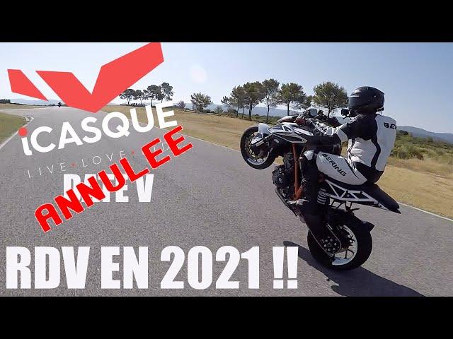 😭😭 PAS DE ICASQUEDATE EN 2020 😭😭