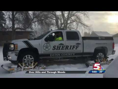 Dunn County Sheriff's Department purchases Track N Go search and rescue equipment